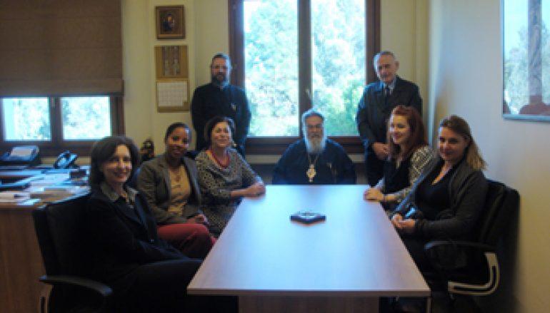 Συνεργασία της Εκκλησίας της Ελλάδος  με την περιφέρεια Αττικής