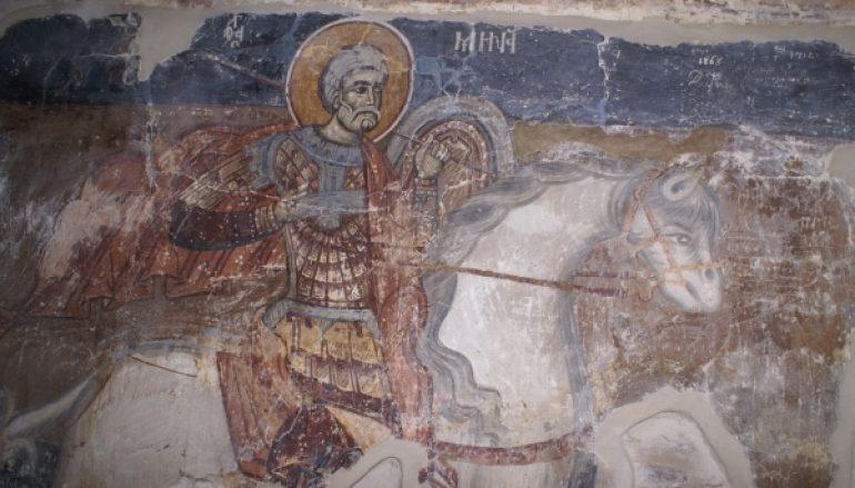 «Ο φύλαξ άγγελος» του Σεβ. Μητροπολίτη Καστορίας