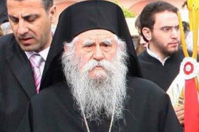 Μητροπολίτης Ηλείας: «Τα θρησκευτικά σε λίγο θα είναι για τους άθεους»