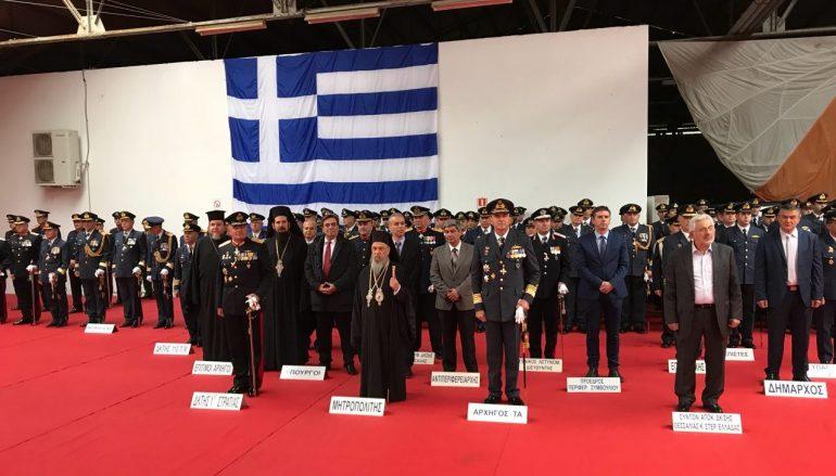 Η εορτή των Παμμεγίστων Ταξιαρχών στη Λάρισα (ΦΩΤΟ)