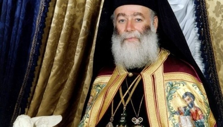 Σε ιεραποστολικό ταξίδι στο Καμερούν ο Πατριάρχης Αλεξανδρείας