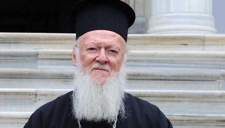 Δήλωση του Οικ. Πατριάρχη για τις καταστροφές στην Αττική