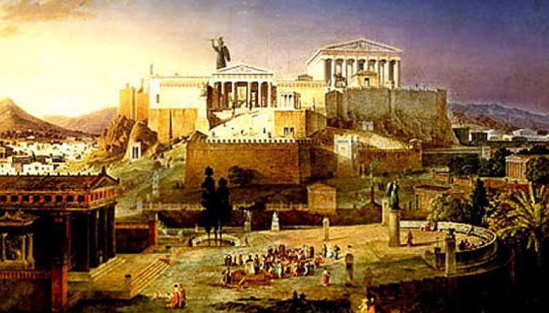 """""""Αρχαία Ελλάδα και Αρχαίο Ισραήλ"""" του Αρχιμ. Ιακώβου Κανάκη"""