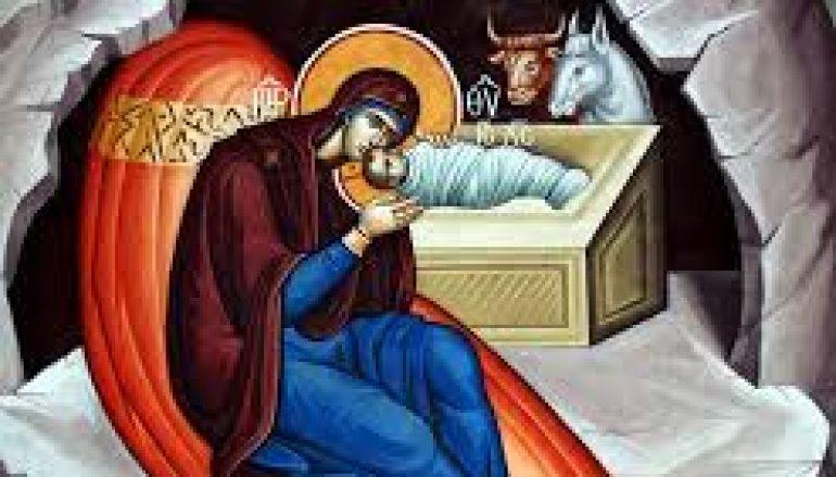 «Δόξα εν υψίστοις Θεώ» του Ραφαήλ Μισιαούλη