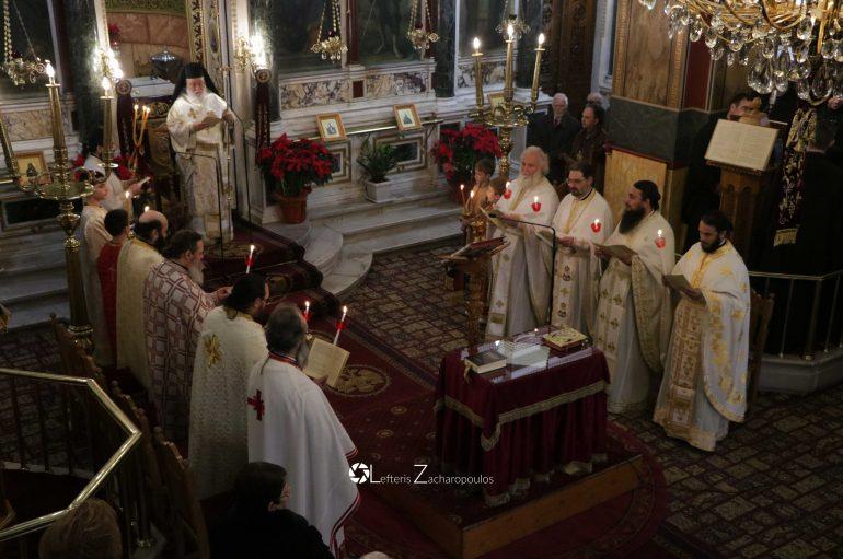 Η Λειτουργία του Αγ. Ιακώβου του Αδελφοθέου στην Ι. Μ. Μαντινείας (ΦΩΤΟ)