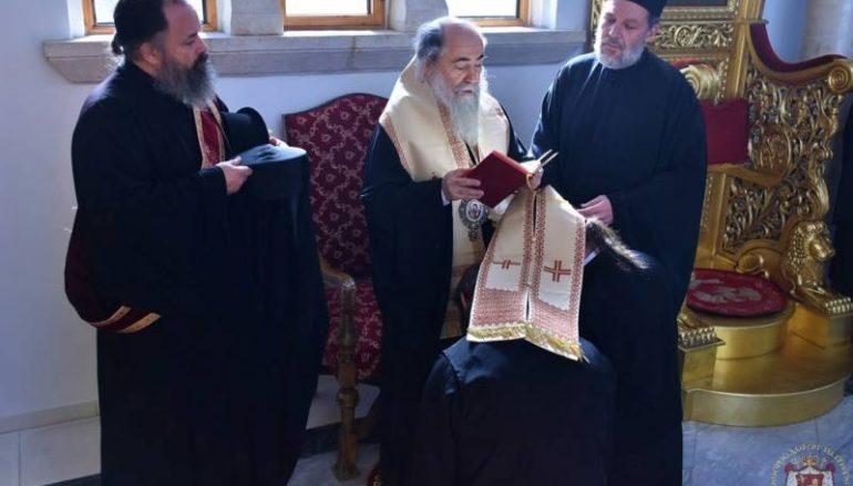 Κουρές Μοναχών στο Πατριαρχείο Ιεροσολύμων (ΦΩΤΟ – ΒΙΝΤΕΟ)