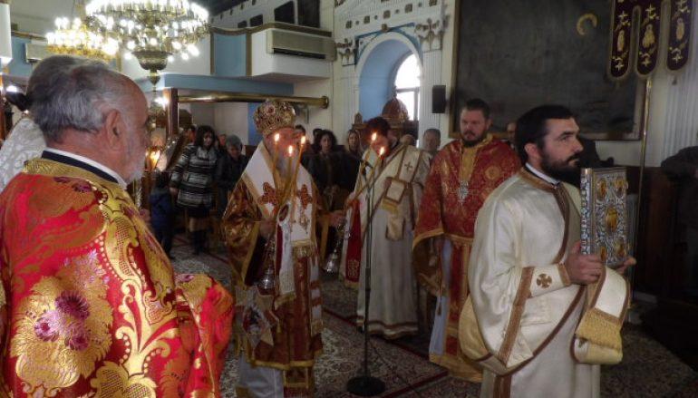 Η εορτή του Αγίου Σπυρίδωνος στην Ι. Μ. Κορίνθου (ΦΩΤΟ)
