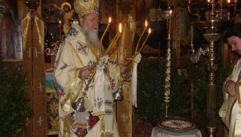 Η εορτή του Αγ. Ελευθερίου στην Ι. Μ. Αναστάσεως του Χριστού Λουτρακίου