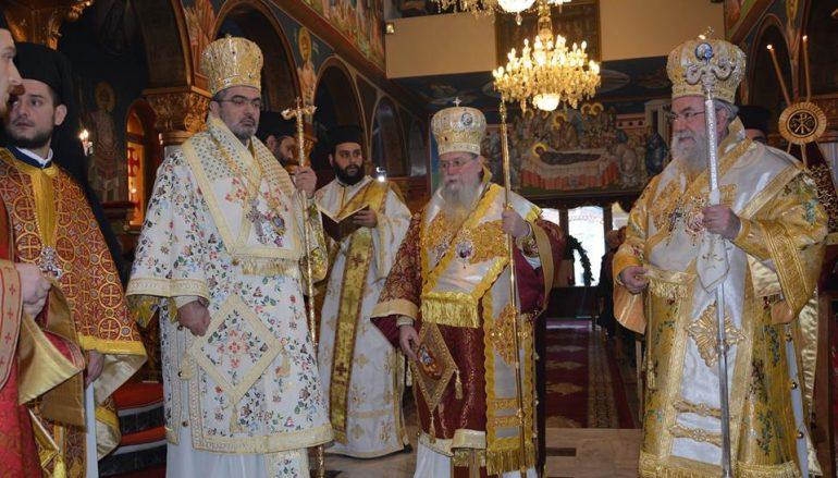 Η εορτή του Αγίου Ελευθερίου στην Ελευθερούπολη (ΦΩΤΟ)