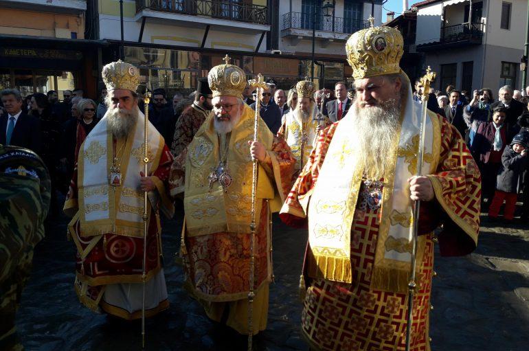 Η Αρναία τίμησε τον Πολιούχο της Άγιο Στέφανο (ΦΩΤΟ)