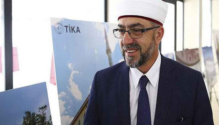 Προκαλεί ο ψευδομουφτής: «Αγκαλιάστε τους Τούρκους της Δυτ. Θράκης» (BINTEO)