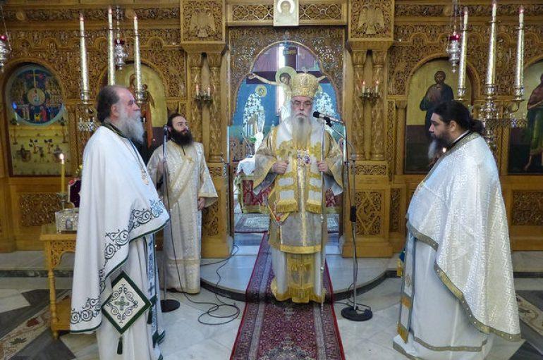 Τον Άγιο Νικόλαο τίμησε η Ι. Μητρόπολη Καστορίας (ΦΩΤΟ)