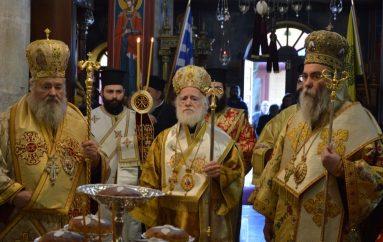 Λαμπρός εορτασμός του Αγίου Σπυρίδωνος στην Κίσαμο (ΦΩΤΟ)
