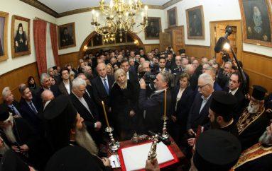 Μήνυμα ενότητας του Αρχιεπισκόπου Ιερωνύμου για τη νέα χρονιά (ΦΩΤΟ)
