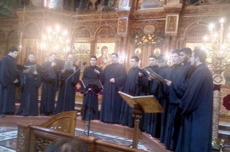 Εσπερινά Κηρύγματα στον Καθεδρικό Ι. Ν. Θείας Αναλήψεως Κατερίνης (ΦΩΤΟ)