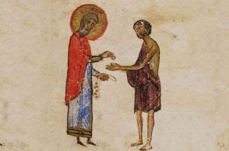 «Δι' υμάς επτώχευσε πλούσιος ων» του Μητροπολίτη Καστορίας