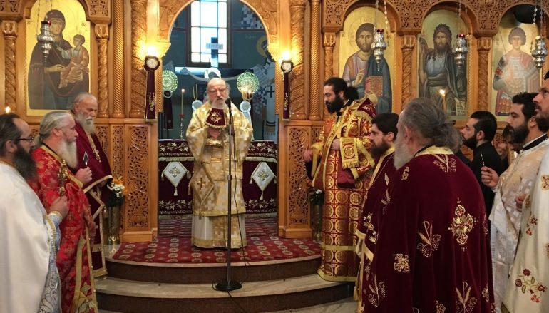 Πανηγύρισε ο Ιερός Ναός Αγίας Βαρβάρας Αγρινίου (ΦΩΤΟ)