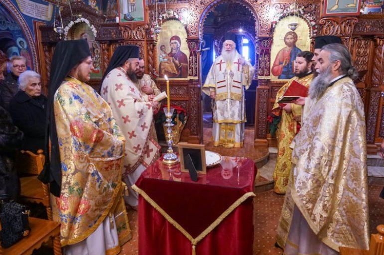 Η εορτή του Αγίου Αμβροσίου στην Ι. Μ. Βεροίας (ΦΩΤΟ)