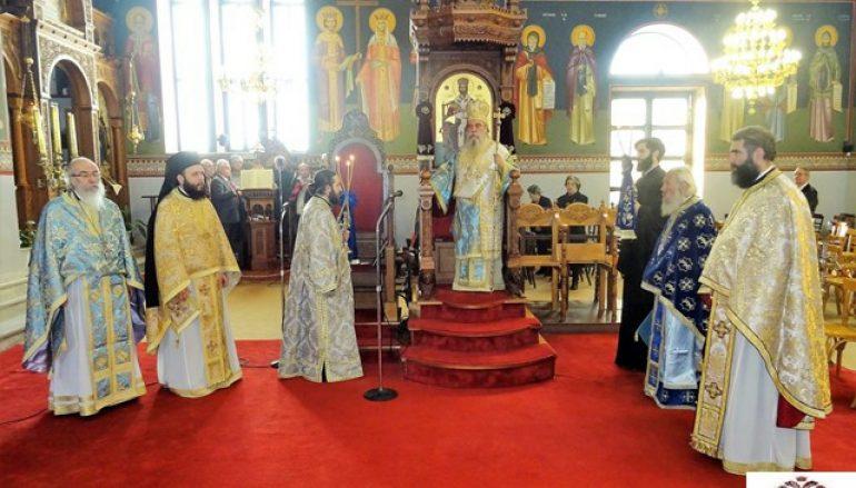 Πανηγύρισε ο μεγαλοπρεπής Ι. Ναός Αγίου Νικολάου Σπάρτης (ΦΩΤΟ)