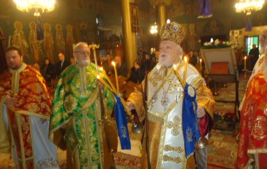 Η εορτή του Αγίου Στεφάνου στην Καλλιθέα (ΦΩΤΟ)