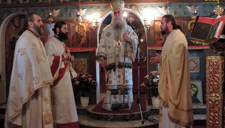 Πανηγύρισε ο Ι. Ναός Αγίου Σπυρίδωνος Πηγής Τετρακώμου Άρτης (ΦΩΤΟ)
