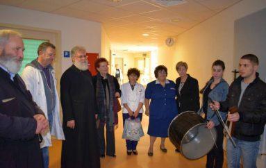 Ποιμαντικές επισκέψεις του Μητροπολίτη Ιλίου σε ασθενείς (ΦΩΤΟ)