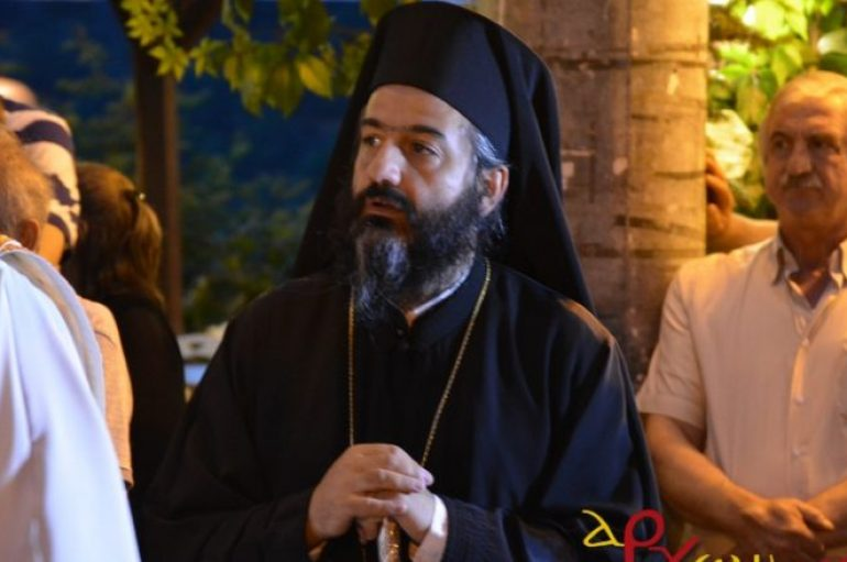 """Αρχιμ. Ιάκωβος Κανάκης: """"Πως γίνομαι 'Αγιος; """" (ΒΙΝΤΕΟ)"""