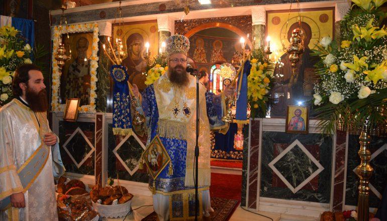 Πανηγύρισε ο Ι. Ναός Αγίου Νικολάου Σεληνίων Σαλαμίνος (ΦΩΤΟ)