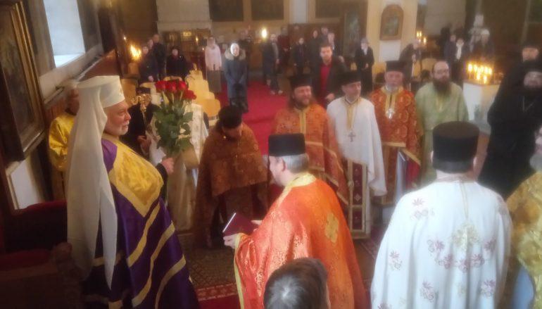 Ονομαστήρια του Προκαθημένου της Εκκλησίας της Εσθονίας Στεφάνου