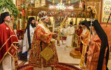 Η εορτή της Συνάξεως της Θεοτόκου στην Ι. Μ. Λαγκαδά (ΦΩΤΟ)