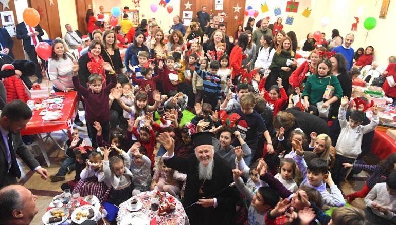 Ο Οικ. Πατριάρχης για την επικράτηση της ειρήνης στη Μέση Ανατολή (ΦΩΤΟ)