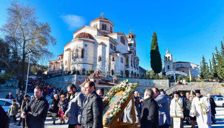 Η Εορτή του Αγίου Νικολάου στην Ι. Μητρόπολη Λαγκαδά (ΦΩΤΟ)
