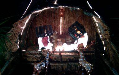 Βεβήλωσαν την φάτνη της Αγίας Μαρίνης Ηλιουπόλεως (ΦΩΤΟ)