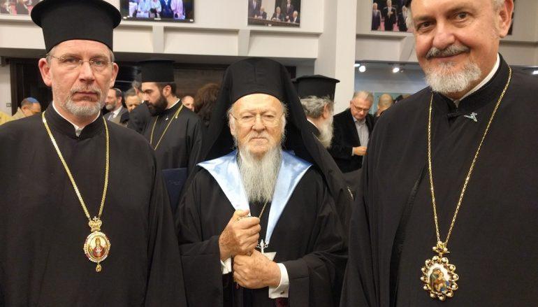 Αναγόρευση του Οικ. Πατριάρχη Διδάκτορα του Εβραϊκού Πανεπιστημίου (ΦΩΤΟ)