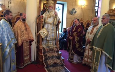 H εορτή της Αγίας Μεγαλομάρτυρας Βαρβάρας στον Πύργο (ΦΩΤΟ)