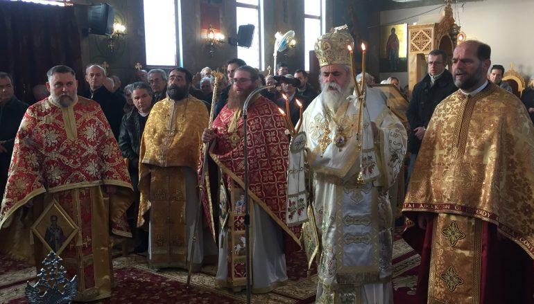 Ο Πύργος εόρτασε τον Άγιο Ελευθέριο (ΦΩΤΟ)