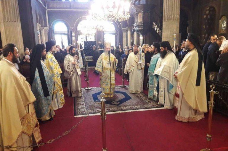 Η εορτή του Αγίου Νικολάου στην Ι. Μ. Χαλκίδος (ΦΩΤΟ)