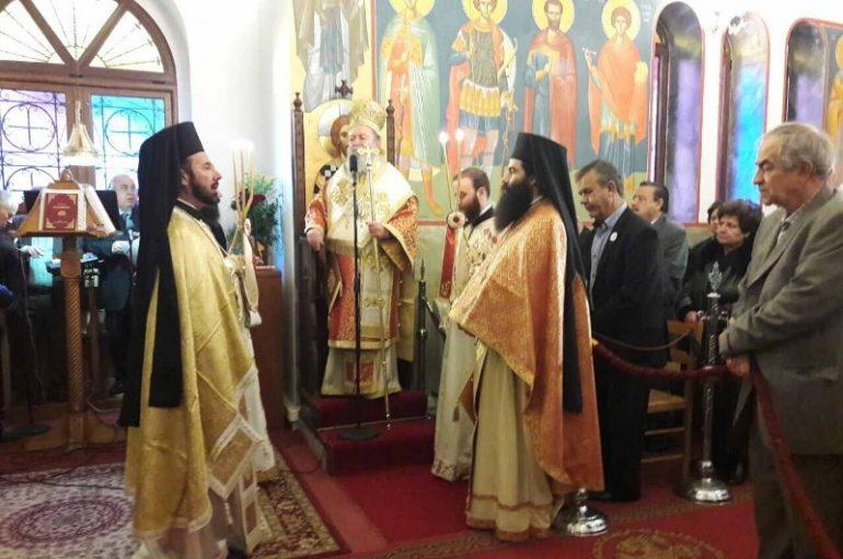 Η Χαλκίδα εόρτασε την Αγία Μεγαλομάρτυρα Βαρβάρα (ΦΩΤΟ)
