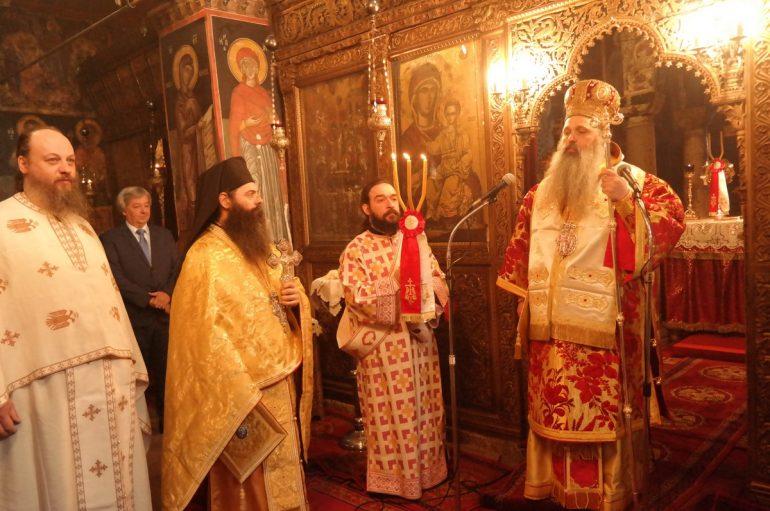 Η εορτή της Συνάξεως της Θεοτόκου στην Ι. Μ. Σταγών (ΦΩΤΟ)