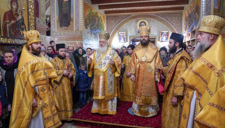 Η εορτή του Αγ. Νικολάου στο Ζύμνο της Δυτικής Ουκρανίας (ΦΩΤΟ)