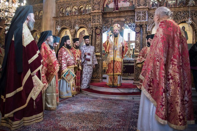Η εορτή του Αγίου Πρωτομάρτυρος Στεφάνου στη Νέα Ιωνία (ΦΩΤΟ)