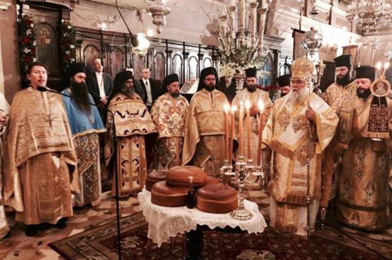 Η Κέρκυρα εόρτασε τον Πολιούχο της Άγιο Σπυρίδωνα (ΦΩΤΟ)
