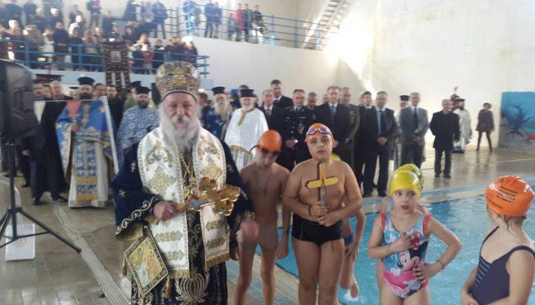 Με λαμπρότητα εορτάστηκαν τα Θεοφάνεια στα Γρεβενά (ΦΩΤΟ)