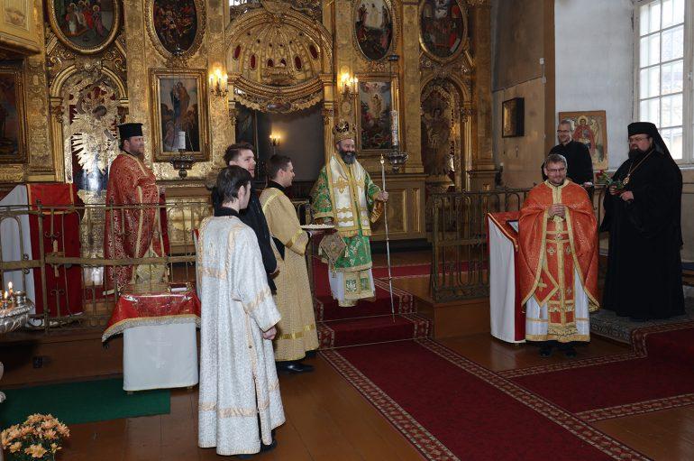 Τα Ονομαστήρια του Επισκόπου Χριστουπόλεως Μακαρίου (ΦΩΤΟ)