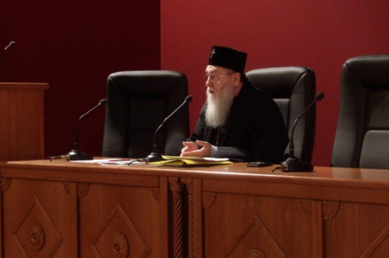 """Μητροπολίτης Κορίνθου: """"Πρέπει να συμμετάσχουμε στο επερχόμενο Συλλαλητήριο"""""""