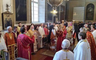 Η εορτή του Προστάτη της Εκκλησίας της Εσθονίας Αγίου Πλάτωνα (ΦΩΤΟ)