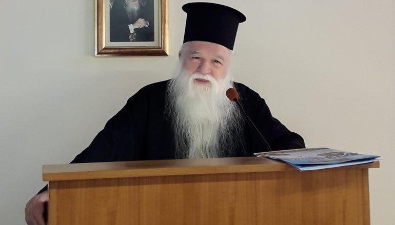 Καλαβρύτων Αμβρόσιος: «Η Μακεδονία μας είναι ελληνική και μόνον!»