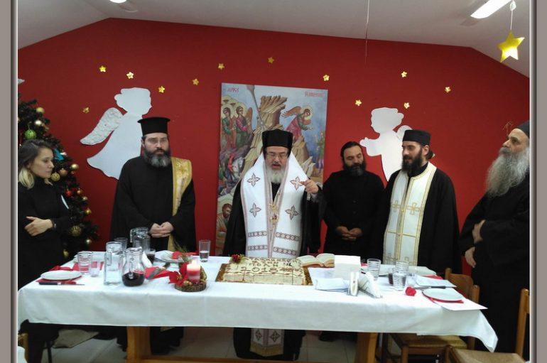 Χριστουγεννιάτικη Κατασκήνωση στην πόλη της Πρέβεζας (ΦΩΤΟ)