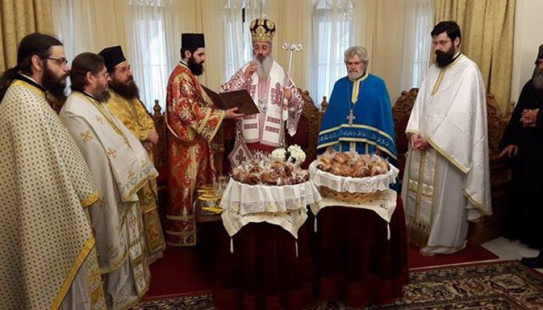 Ο Μητροπολίτης Αλεξανδρουπόλεως στην Ι. Μονή Αγ. Ιωάννου του Θεολόγου Αετοχωρίου