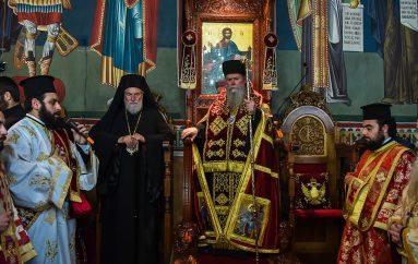 Πανηγυρικός Εσπερινός της Αγίας Κυράννης της Οσσαίας (ΦΩΤΟ)